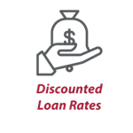 Discounted Loan Rates