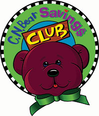 CNBear Savings Club Account Accent Photo
