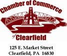 Clearfield Chamber of Commerce Logo