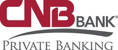 CNB bank private banking logo